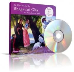 Die Yoga-Weisheit der Bhagavad Gita von Sukadev Bretz (Do-CD)