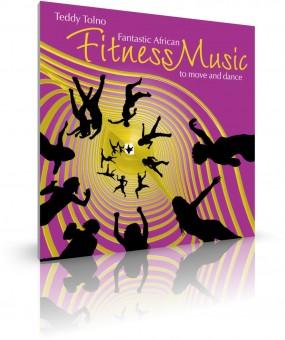 Fitness-Music von Teddy Tolno (CD)