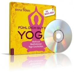 Fühl dich gut mit Yoga: Die Basis Box (3CDs)