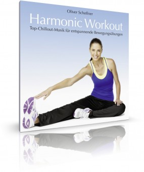Harmonic Workout von Oliver Scheffner (CD)
