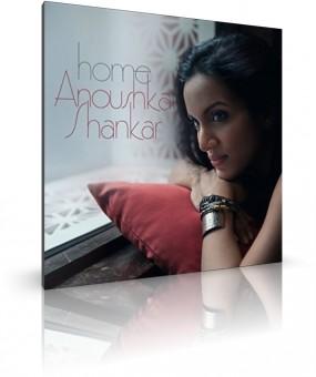 Home von Anoushka Shankar (CD)