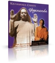Kriyananda Chants von Yogananda (CD)