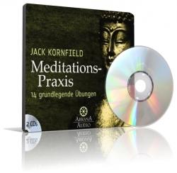 Meditationspraxis von Jack Kornfield (Do-CD)