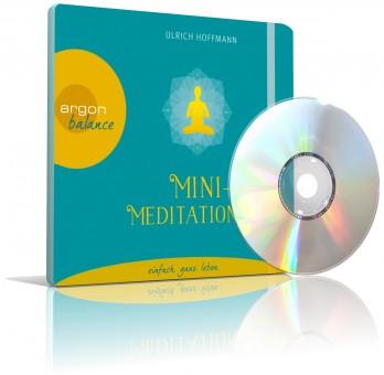 Mini Meditation von Ulrich Hoffman (CD)