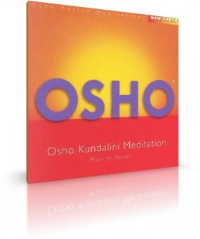 OSHO Kundalini Meditation, Music by Deuter (CD)