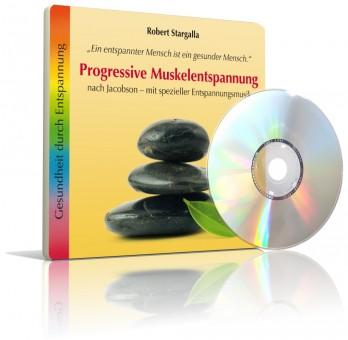 Progressive Muskelentspannung von Robert Stargalla (CD)