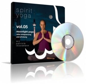 Spirit Yoga Vol. 05 m. Patricia Thielemann, moonlight yoga (CD)