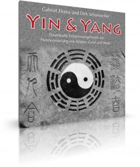 Yin & Yang von G. Florea und D. Schumacher (CD)