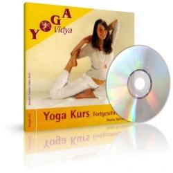 Yoga - Kurs Fortgeschrittene A von Yoga Vidya (CD)