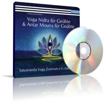 Yoga Nidra und Antar Mouna für Geübte (2 CDs)