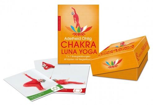 Chakra-Luna-Yoga Box von Adelheid Ohlig