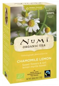 Bio Chamomile Lemon, 30,6 g