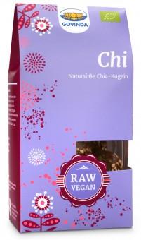 Bio Chi-Kugeln Fruchtkonfekt, 100 g
