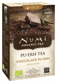 Bio Chocolate Puerh, 35,2 g