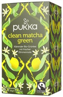 Bio Clean Matcha Green Teemischung, 30 g