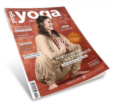 Yoga Aktuell 105 - 04/2017