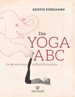 Das Yoga ABC von Kristin Rübesamen