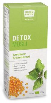 Bio Detox Müsli Recharge, 350 g