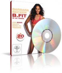 B.Fit von Barbara Becker (DVD)