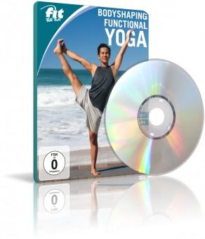 Bodyshaping Functional Yoga mit Young-Ho Kim(DVD)