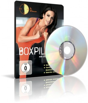 Boxpilates mit Christine Neubauer (DVD)