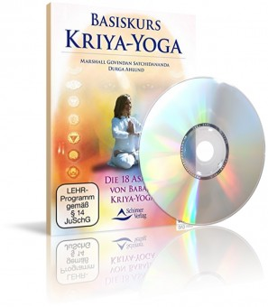 Basiskurs Kriya-Yoga von Marshall Govindan Satchidananda (DVD)