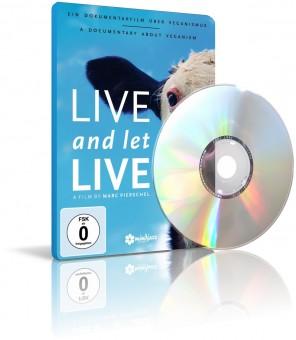 Live and let Live von Marc Pierschel (DVD)