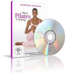 Mein Pilates Training von Barbara Becker (DVD)