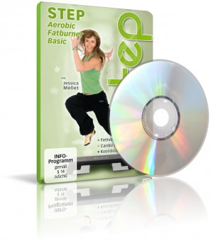 Step Aerobic Fatburner basic (DVD)
