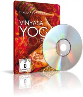 Vinyasa Yoga Flow von Claudia Eva Reinig (DVD)