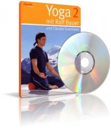 yoga2 mit ralf bauer und claudia suermann dvd im yogishop kaufen yoga yogamatten yoga zubeh r. Black Bedroom Furniture Sets. Home Design Ideas