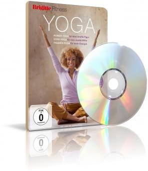Yoga mit Diarra Diop von Brigitte Fitness (DVD)