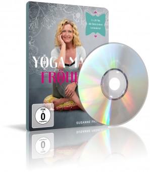 Yoga macht fröhlich von Susanne Fröhlich (DVD)