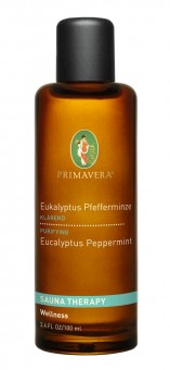 Bio Aroma Sauna Eukalyptus Pfefferminze, 100 ml