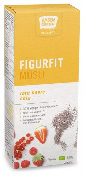 Bio Figur Fit Müsli Recharge, 350 g