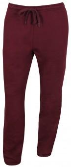 Yoga-Pant fitted - dark wine L
