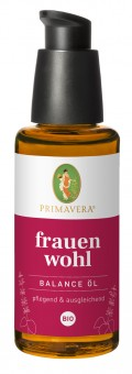 Bio Frauenwohl Balance Öl, 50 ml