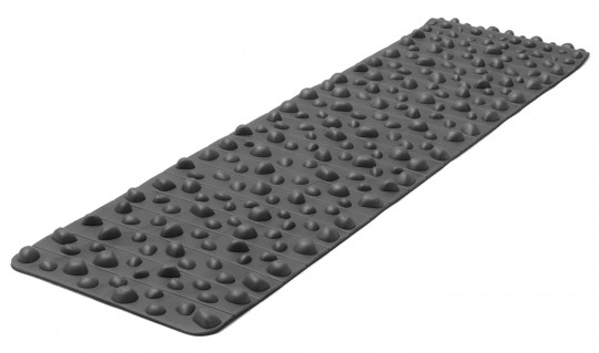 Fuß-Massage-Board - zusammenrollbar black