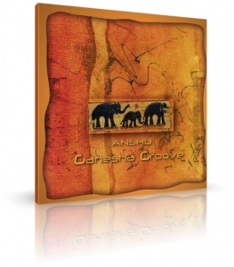 Ganesha Groove von Anshu (CD)