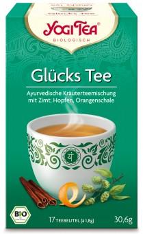 Bio Glücks Tee, 30,6 g