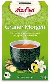 Bio Grüner Morgen Teemischung, 30,6 g