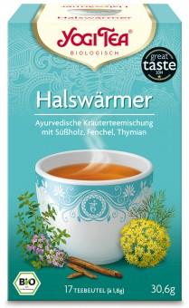Bio Halswärmer Teemischung, 30,6 g