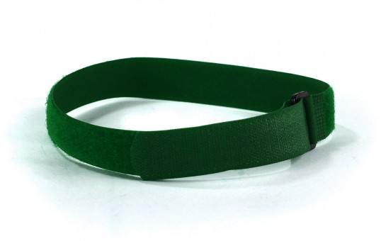 hook & loop dunkelgrün
