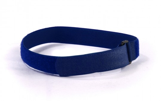 hook & loop königsblau
