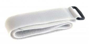 hook & loop - XL silver grey