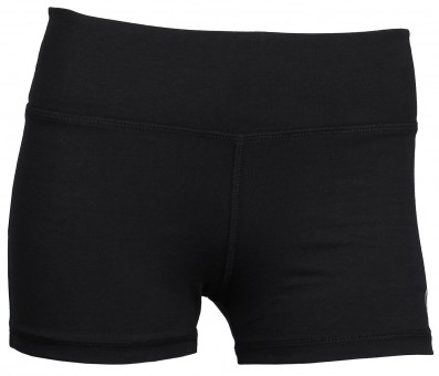 "Yoga Hot-Pant ""Bikram"" - black S"