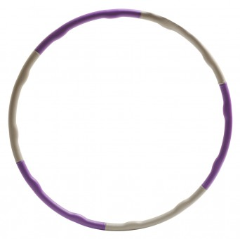 hula hoop wave violet grey im yogishop kaufen yoga yogamatten yoga zubeh r. Black Bedroom Furniture Sets. Home Design Ideas