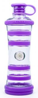 i9 Yogaflasche violett