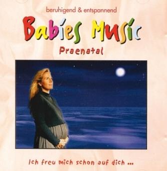 Praenatal von Babies Music (CD)