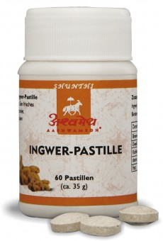 Ingwer-Pastille